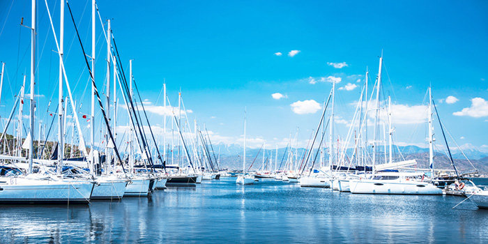 yacht tourism Destinations Around the World. World's Best Places to Visit 2018