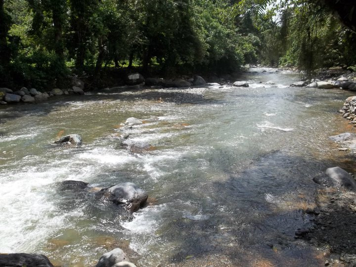 long river in the Dominican Republic province of Monseñor Nouel