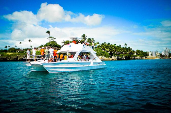 full-day-catalina-island-snorkeling-tour-from-la-romana-in-la-romana