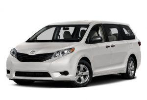 Toyota Sienna 7 Passenger