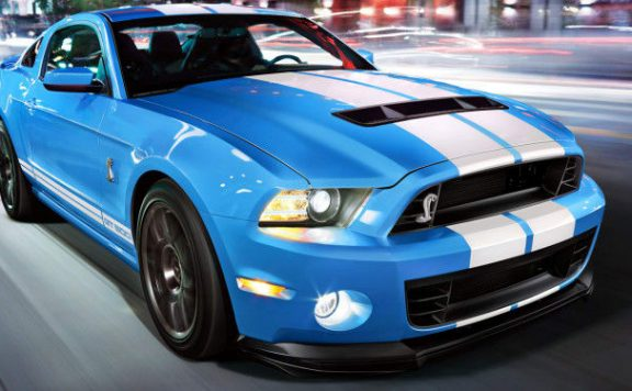 Ford-Shelby