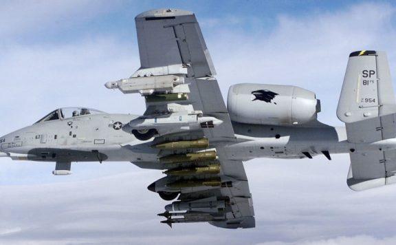 a-10-thunderbolt--Man Of Steel