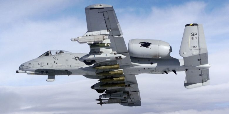 a-10-thunderbolt--Man Of Steel
