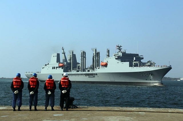 China-Navy_Taiwan-World's most strongest navy