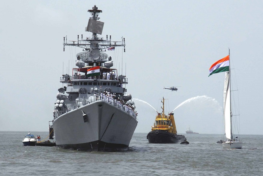Indian-Navy-World's most strongest navy