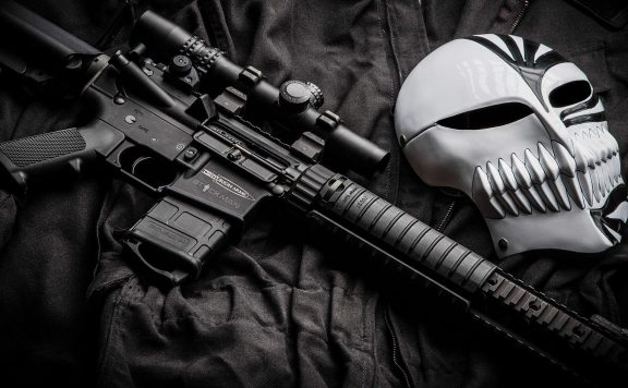weapons ,arms trafficking